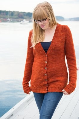 Harbor Island Cardigan