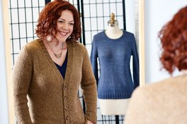 Craftsy Mods Class Pattern - Cardigan