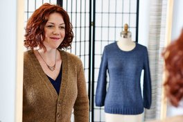Craftsy Mods Class Pattern - Pullover
