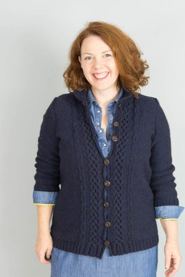 Back Cove Cardigan