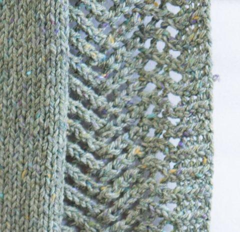 trellis lace fabric