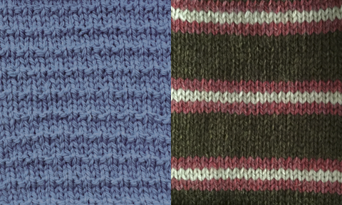 Rowan Options KAL Stitch fabric